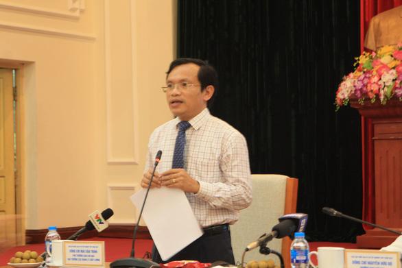 Ngày mai 11-8, ba tỉnh tổ chức thi tốt nghiệp lại cho một số thí sinh do lỗi giám thị - Ảnh 1.