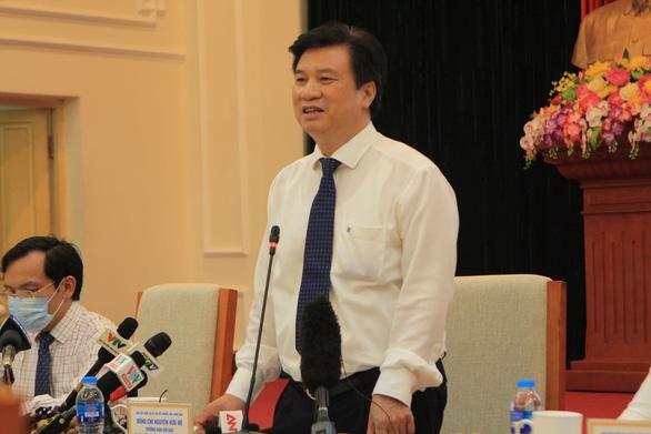 Ngày mai 11-8, ba tỉnh tổ chức thi tốt nghiệp lại cho một số thí sinh do lỗi giám thị - Ảnh 3.