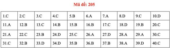 Đề và bài giải môn vật lý kỳ thi tốt nghiệp THPT 2020 - Ảnh 9.