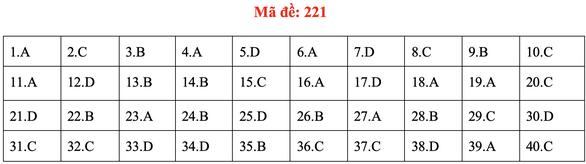 Đề và bài giải môn vật lý kỳ thi tốt nghiệp THPT 2020 - Ảnh 20.