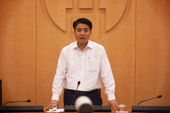 Thành ủy Hà Nội lập 16 đoàn kiểm tra đột xuất về phòng chống COVID-19 - Ảnh 1.