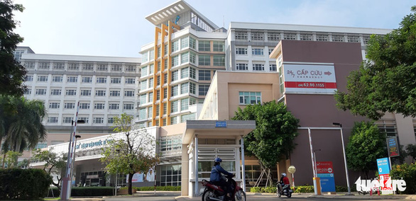 Bệnh viện Quốc tế City được đón bệnh nhân trở lại từ ngày 11-8 - Ảnh 1.