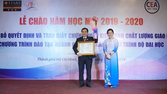 ĐH Nguyễn Tất Thành: 21 năm xây dựng và những bước tiến vượt trội - Ảnh 1.