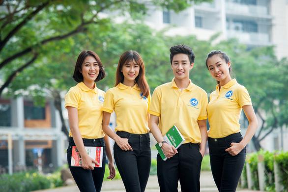 Trường Đại Học Tài Chính - Marketing: Sự lựa chọn thông minh! - Ảnh 1.