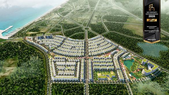 Meyhomes Capital Phú Quốc là dự án đầu tư tốt nhất Việt Nam 2020 - Ảnh 1.