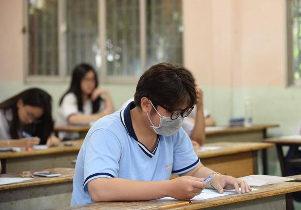 Đề thi các môn khoa học xã hội: thí sinh nói khó lấy điểm cao - Ảnh 1.