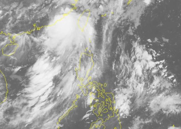 Hôm nay bão vào Trung Quốc, Biển Đông ảnh hưởng gió giật cấp 8 trở lên - Ảnh 1.