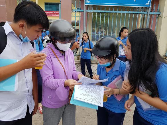 Trường ĐH yên tâm xét tuyển với đề thi tốt nghiệp THPT - Ảnh 1.
