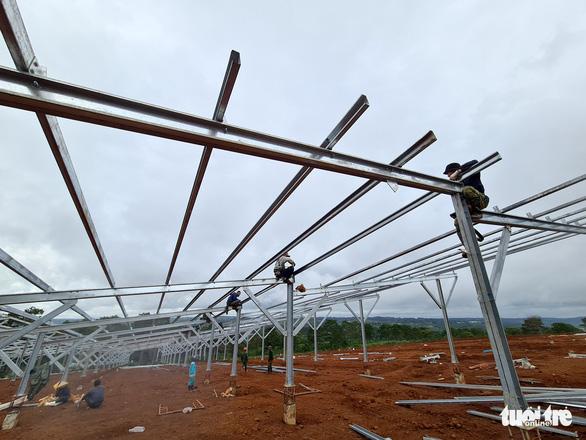 EVN kiến nghị gỡ hàng loạt vướng mắc cho điện mặt trời mái nhà - Ảnh 1.