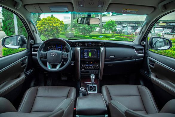 Toyota Fortuner: Giấc mơ sở hữu SUV đa dụng đã rất gần - Ảnh 2.