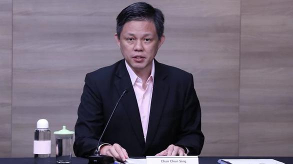 Bộ trưởng Singapore: Thế giới trước COVID-19 không bao giờ quay lại nữa - Ảnh 1.