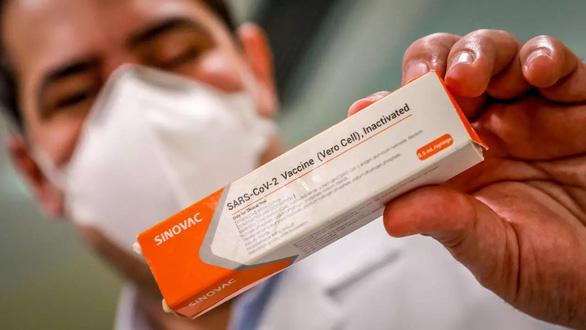 Vắcxin COVID-19 của Trung Quốc thử nghiệm lâm sàng giai đoạn 3 tại Indonesia - Ảnh 1.