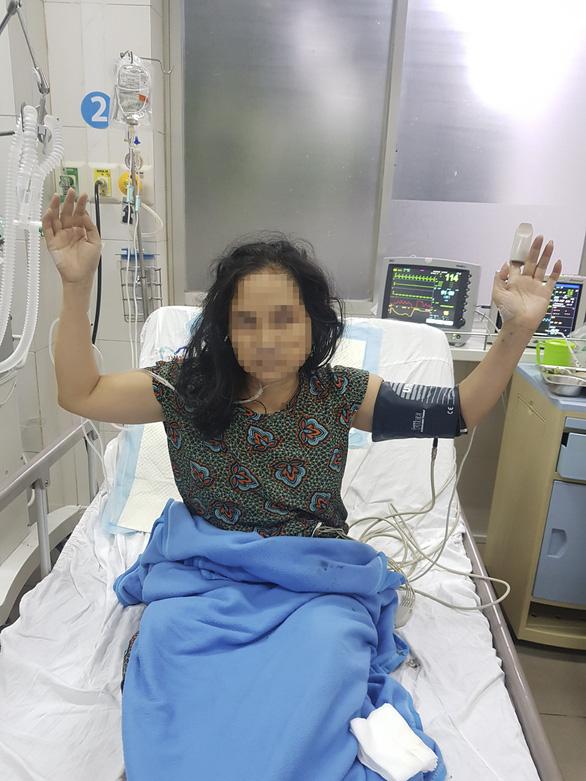 Cứu sống bệnh nhân hen ác tính, ngưng hô hấp tuần hoàn - Ảnh 1.