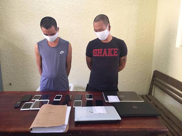 Chở nhau rảo tìm nhà mở cửa, đột nhập trộm 9 vụ trong một tháng COVID-19 - Ảnh 1.