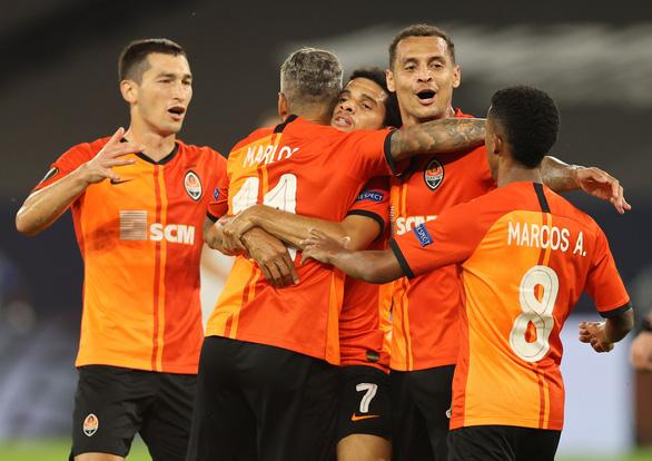Sevilla và Shakhtar Donetsk vào bán kết Europa League - Ảnh 3.