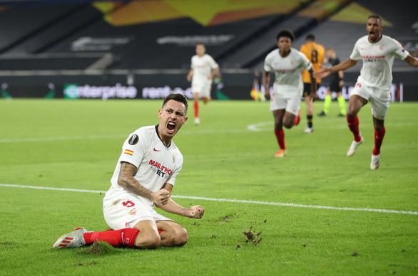 Sevilla và Shakhtar Donetsk vào bán kết Europa League - Ảnh 1.