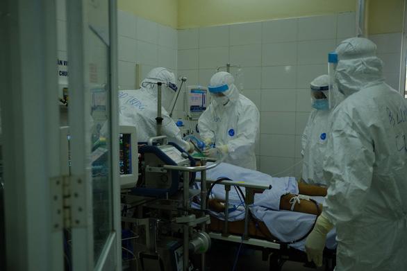 Bệnh nhân 577 tử vong, ca tử vong thứ 27 - Ảnh 1.