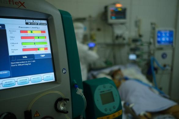 Một bệnh nhân nam tử vong vì COVID-19, Chợ Rẫy chi viện điều dưỡng cho Đà Nẵng - Ảnh 1.