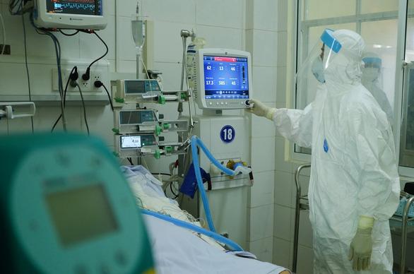 Bệnh nhân COVID-19 số 996 tử vong ở tuổi 28 - Ảnh 1.