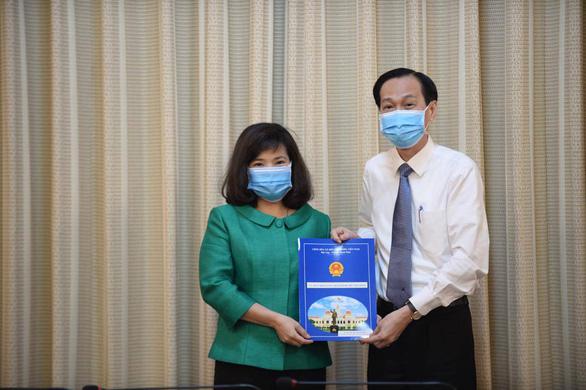 Ông Bùi Tá Hoàng Vũ làm giám đốc Sở Công thương TP.HCM - Ảnh 2.
