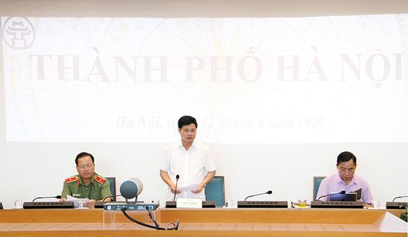 Phó chủ tịch Hà Nội: Ca COVID-19 mới không liên quan Đà Nẵng, chưa rõ nguồn lây - Ảnh 1.