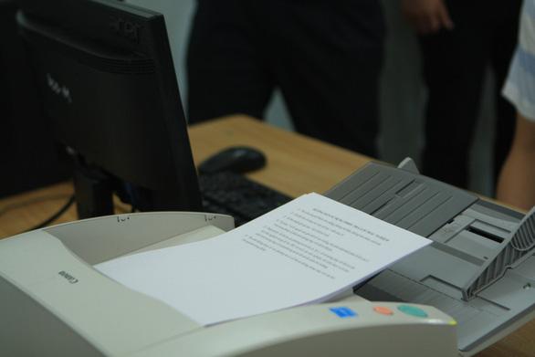Những hình ảnh khởi động ngày đầu chấm thi tốt nghiệp THPT 2020 - Ảnh 7.