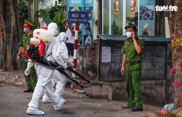Thêm một ca COVID-19 nhập cảnh, Việt Nam chỉ còn hơn 15 bệnh nhân - Ảnh 1.