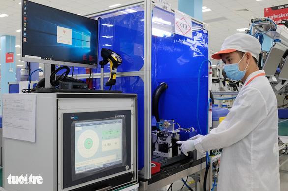 Vingroup xuất khẩu linh kiện máy thở đi Mỹ và Ireland - Ảnh 1.