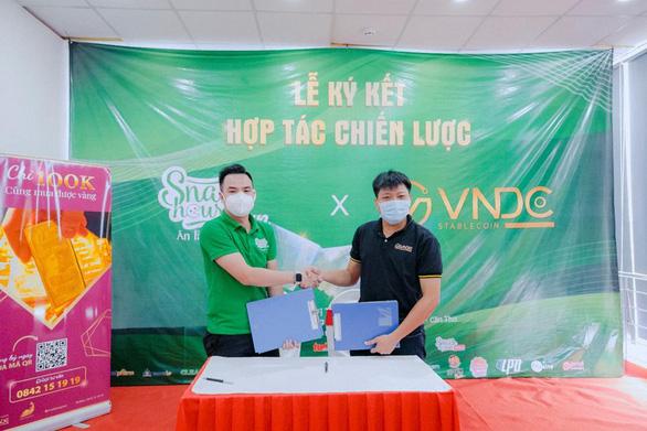 Snack House và VNDC Capital bắt tay mở rộng 1.000 chi nhánh trên toàn quốc - Ảnh 1.