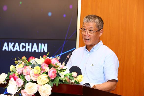 Bộ Thông tin và truyền thông ra mắt nền tảng số Make in Vietnam - akaChain - Ảnh 2.