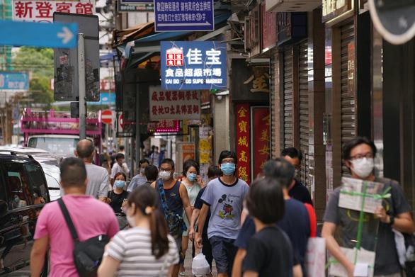 Hong Kong khó vì nhãn made in China - Ảnh 1.