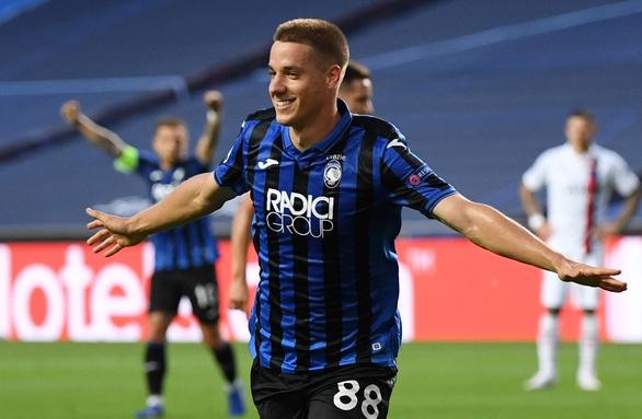 Ghi 2 bàn trong ba phút cuối, PSG giật vé vào bán kết Champions League từ tay Atalanta - Ảnh 1.