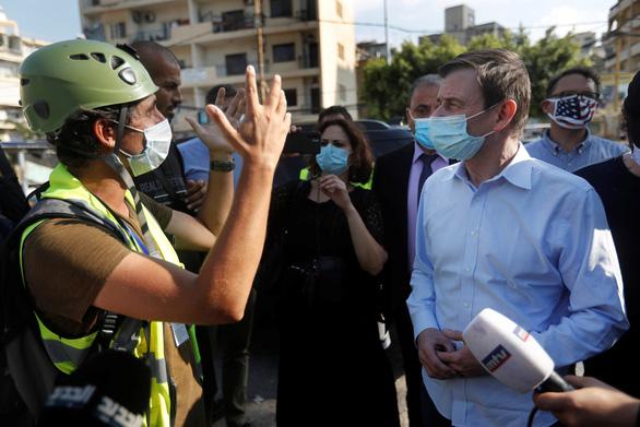 FBI sẽ tham gia điều tra vụ nổ ở Beirut - Ảnh 1.