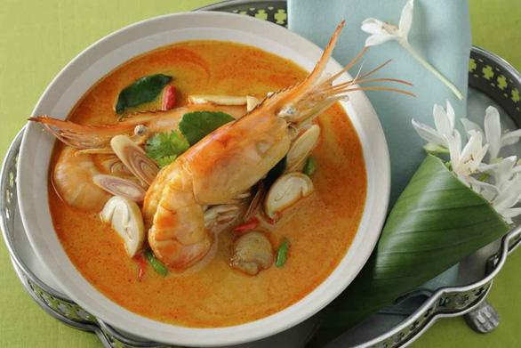 Thái Lan đề nghị món Tom Yum trở thành di sản văn hóa phi vật thể - Ảnh 1.