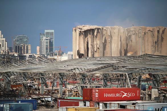 Vụ nổ ở Lebanon gây thiệt hại hơn 15 tỉ USD - Ảnh 1.