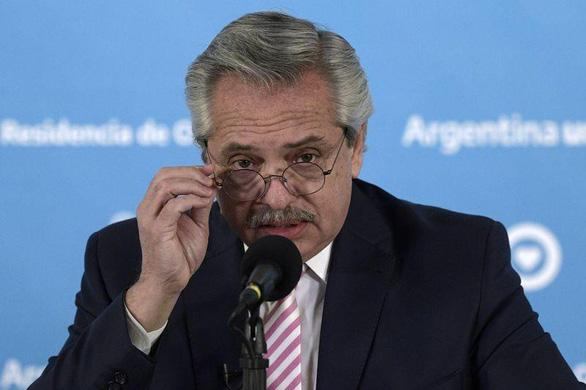 Argentina, Mexico hợp tác sản xuất vắc xin COVID-19 cho Mỹ Latin - Ảnh 1.