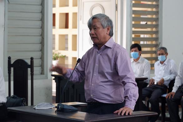 TAND tỉnh Long An trả hồ sơ điều tra bổ sung vụ án nguyên giám đốc Sở Y tế - Ảnh 1.