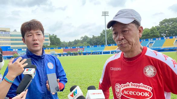 HLV Chung Hae Soung: Khi muốn tôi quay lại thì phải cho tôi quyết định hết - Ảnh 2.