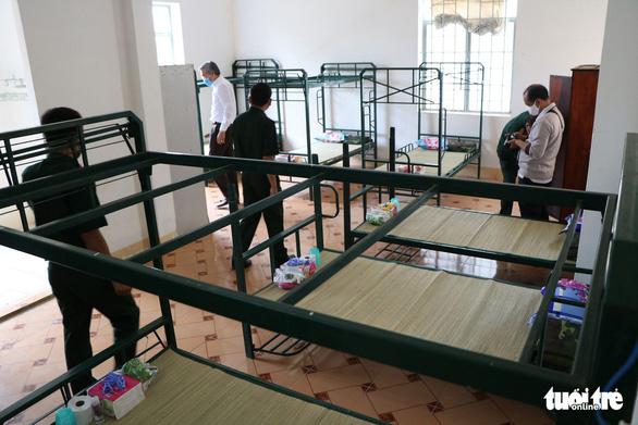 230 người từ Malaysia đã về Ninh Thuận cách ly tập trung - Ảnh 5.