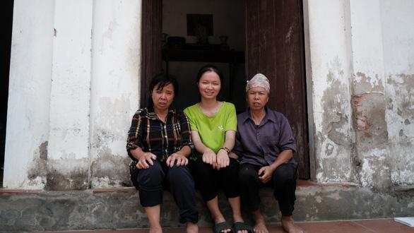 Cô gái mồ côi trúng tuyển Trường ĐH Fulbright Việt Nam với suất hỗ trợ 2,2 tỉ đồng - Ảnh 1.