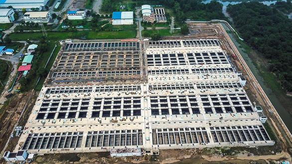 Sở Xây dựng TP.HCM đề xuất tăng mức thu xử lý nước thải 5%/năm - Ảnh 1.