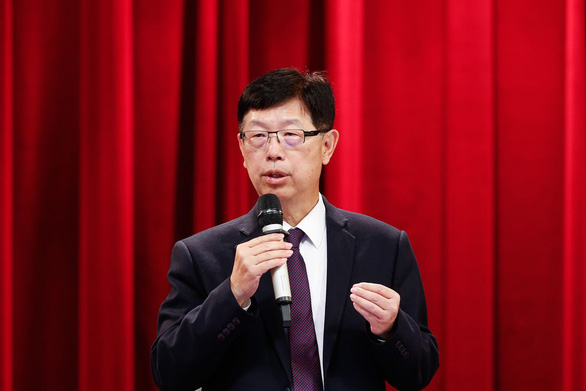 Chủ tịch Foxconn: Trung Quốc không còn là công xưởng của thế giới - Ảnh 1.