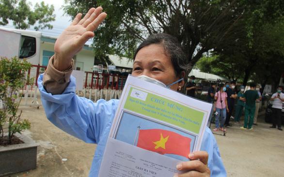 12 bệnh nhân ra viện ở Đà Nẵng: Tín hiệu đáng mừng - Ảnh 1.