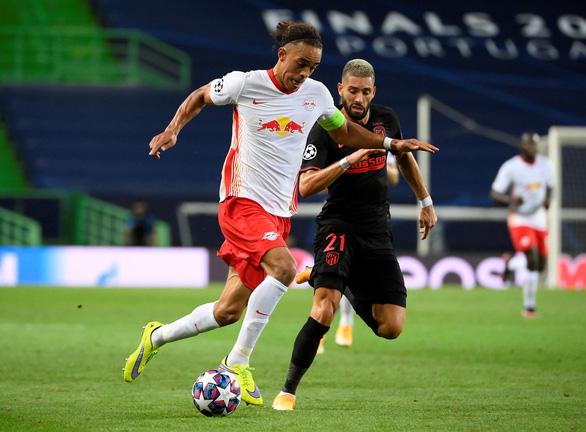 Gây sốc khi đánh bại Atletico Madrid, Leipzig làm nên lịch sử tại Champions League - Ảnh 2.