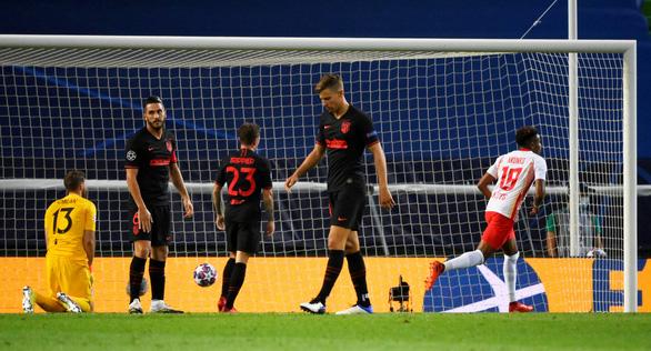 Gây sốc khi đánh bại Atletico Madrid, Leipzig làm nên lịch sử tại Champions League - Ảnh 3.
