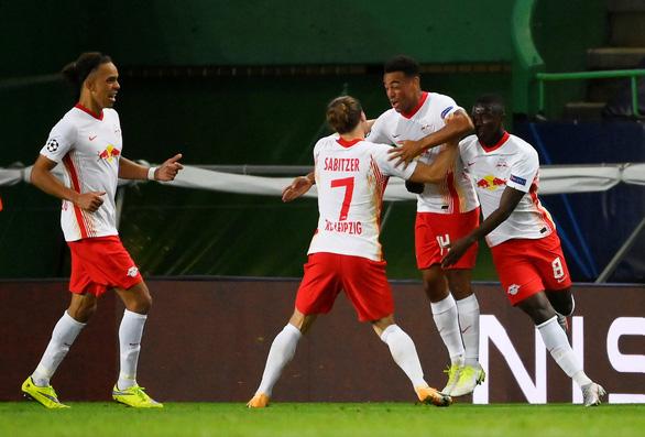 Gây sốc khi đánh bại Atletico Madrid, Leipzig làm nên lịch sử tại Champions League - Ảnh 1.