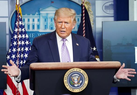 Ông Trump tuyên bố tổ chức lễ ký thỏa thuận hòa bình lịch sử Israel-UAE 3 tuần tới - Ảnh 1.
