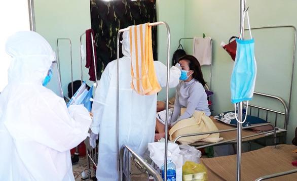 2 ca bệnh mới ở Quảng Nam, bé trai 5 tuổi và bà nội, đã đi những đâu? - Ảnh 1.