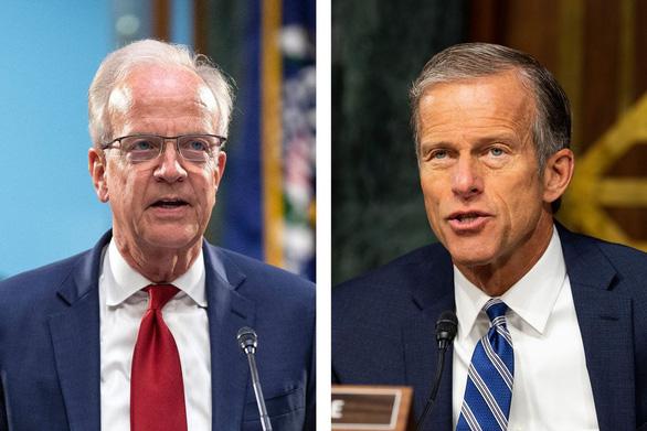 Hai thượng nghị sĩ Mỹ đề nghị điều tra TikTok về thu thập dữ liệu người dùng - Ảnh 1.