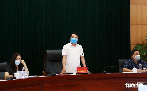 Hải Phòng lập 6 chốt kiểm soát y tế tại khu tiếp giáp Hải Dương - Ảnh 1.